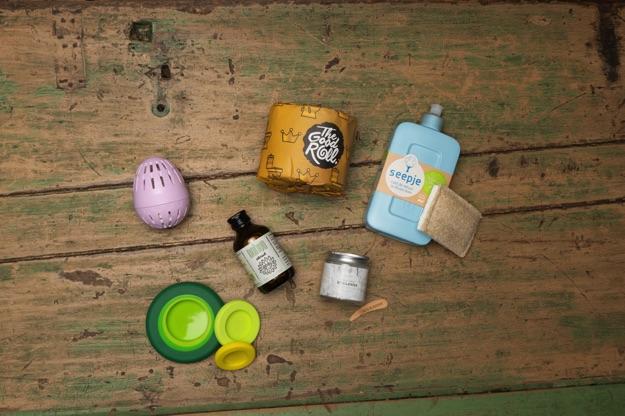 hippe ecologische producten